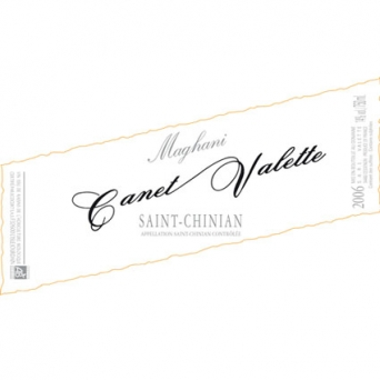 Domaine Canet Valette Maghani